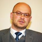 Prezident Soudcovské unie Tomáš Lichovník. Foto: Mediafax