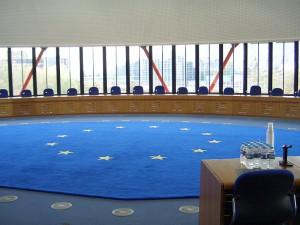 Evropský soud pro lidská práva Foto: archiv