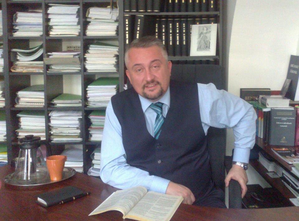 Stanovisko vypracoval i advokát Marek Nespala. Foto: archiv