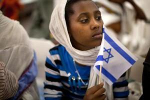 Etiopané se pro stát Izrael zvolna stávají další tikající časovanou bombou. Foto: Zimbio