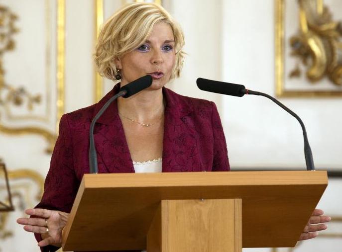 Oceněné získala i Daniela Kovářová Foto: archiv