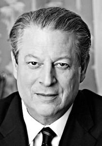 Ex-viceprezident USA Al Gore se pustil do soudní pře s obchodními partnery z katarské televize Al Džazíra. Foto: Nobelprize.org