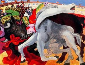 Pablo Picasso: Toreadorova smrt