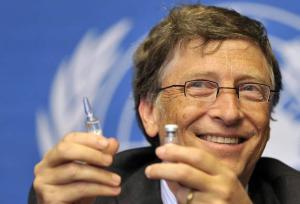Bill Gates si přeje antikoncepci, která na rozdíl od Windows nebude znát pojem fatal system error. Foto: Skeptoid