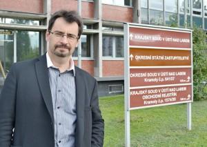 Šéf ústeckého soudu Luboš Dörfl Foto: archiv