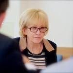 Exministryně spravedlnosti Helena Válková Foto: archiv