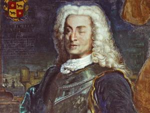 Pamětní desku anglického admirála Vernona v Cartageně nechtějí. Podle Kolumbijců to byl sprostý pirát. Foto: Wikipedia
