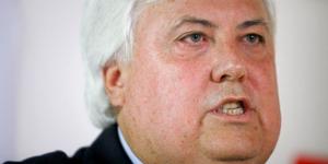 Clive Parker se mezi autralské zákonodárce dostal díky svým penězům a populismu. Foto: The Valiens