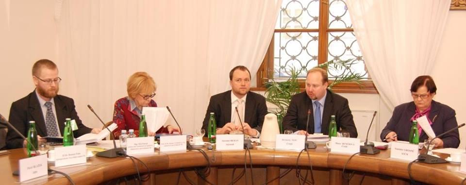 Jednání ústavně právního výboru Foto: archiv