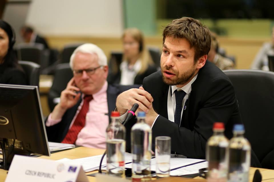 Pelikán má za sebou první rok ve funkci ministra spravedlnosti Foto: archiv