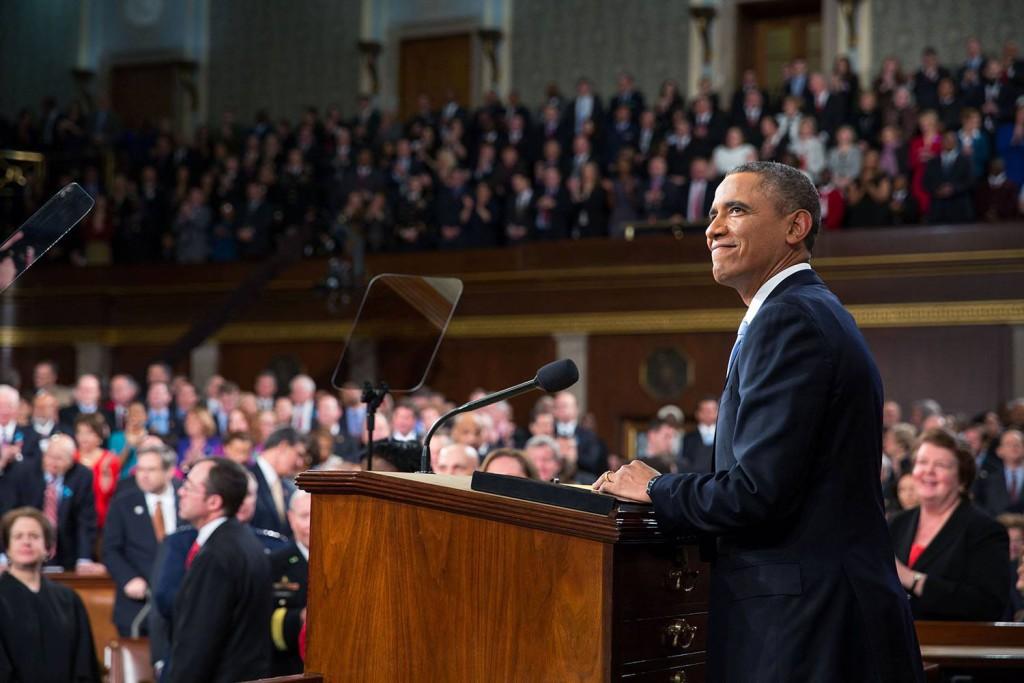 Americký prezident Obama  Foto: Facebook