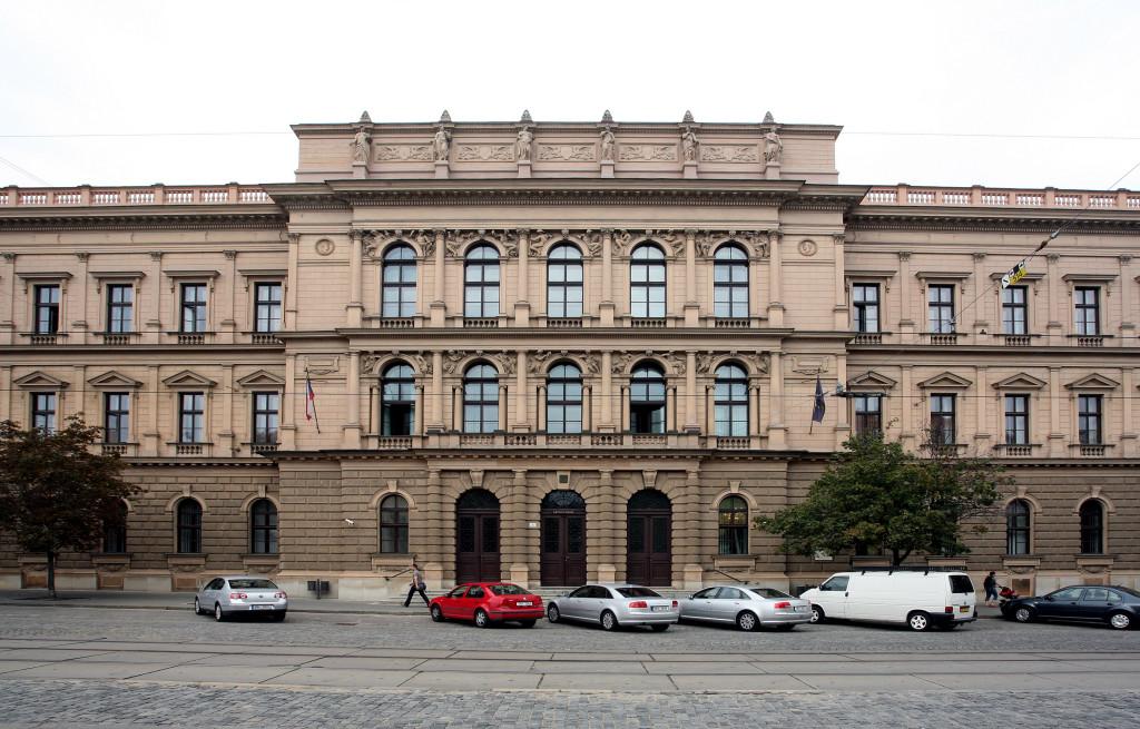 Ústavní soud v Brně Foto: archiv