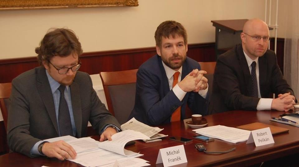 Ministr Pelikán připravil tzv. Lex OKD Foto: MSp