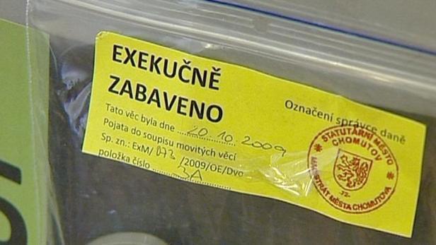 Exekutoři návrh Tejce odmítají Foto: archiv