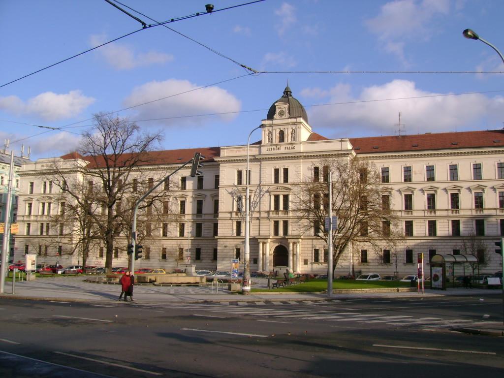 Krajský soud v Praze Foto: wikipedia