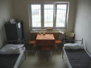 Cela ve věznici Bělušice Foto: vscr