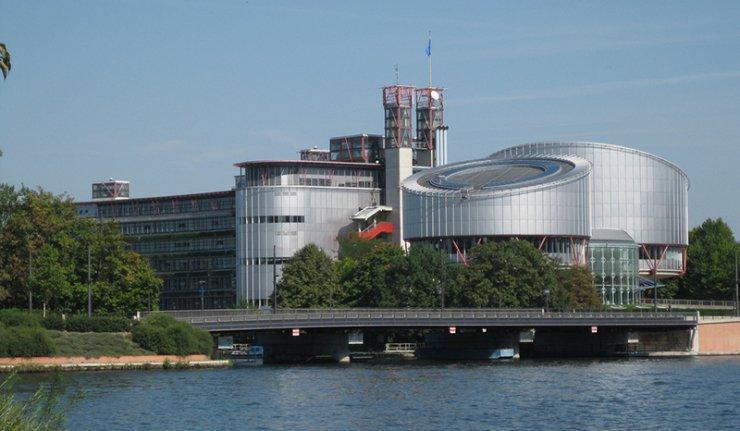 Evropský soud pro lidská práva ve Štrasburku Foto: archiv