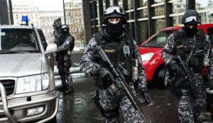 Policie po lednové razii v ústecké firmě Spolchemie a na Krajském soudu v Českých Budějovicích obvinila 14 lidí Foto: UOOZ