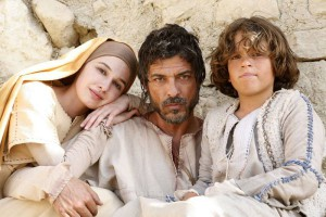 Z filmu Svatá rodina. Reprofoto ČT