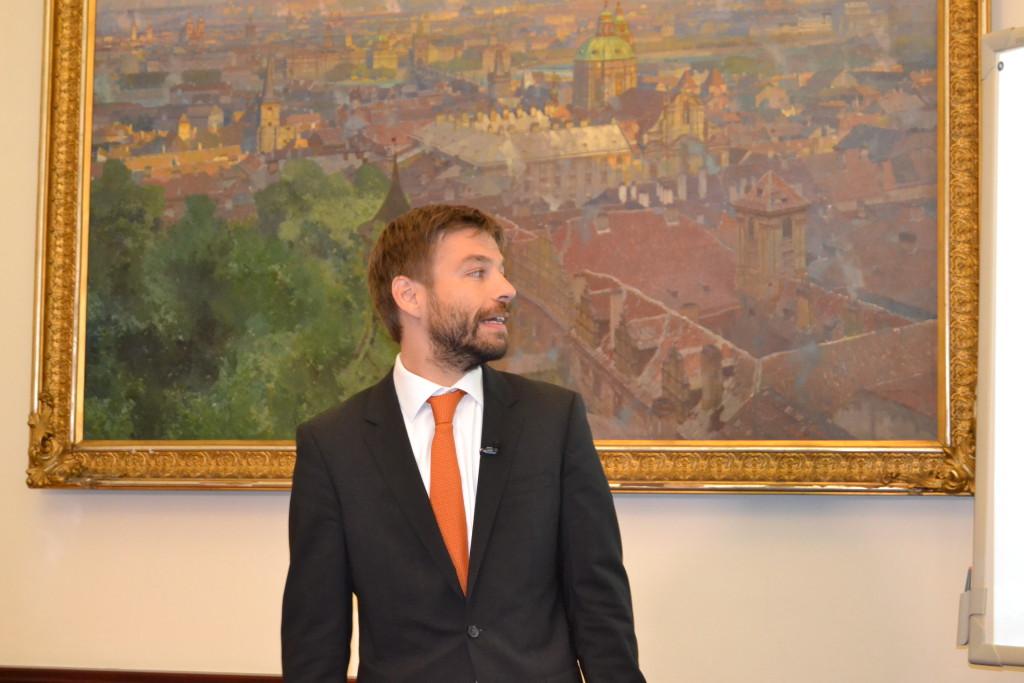 Ministr spravedlnosti Robert Pelikán chce rozdělovat případy elektronicky a náhodně Foto: archiv