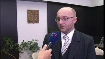 Bývalý místopředseda KS v Brně Jan Kozák Reprofoto ČT