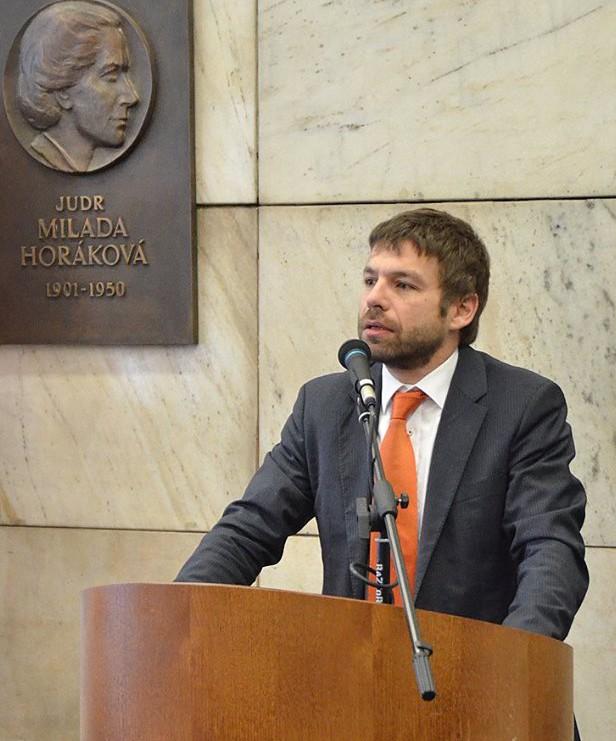 Robert Pelikán se vydal do boje s exekutory Foto: MSp