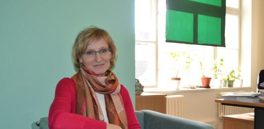 Ředitelka Probační a mediační služby Andrea Matoušková Foto: Eva Paseková