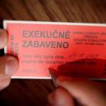 Ministerstvo spravedlnosti uvažuje o zavedení záloh na náklady exekucí, které by platili věřitelé, a o zpoplatnění exekučních návrhů Foto: archiv