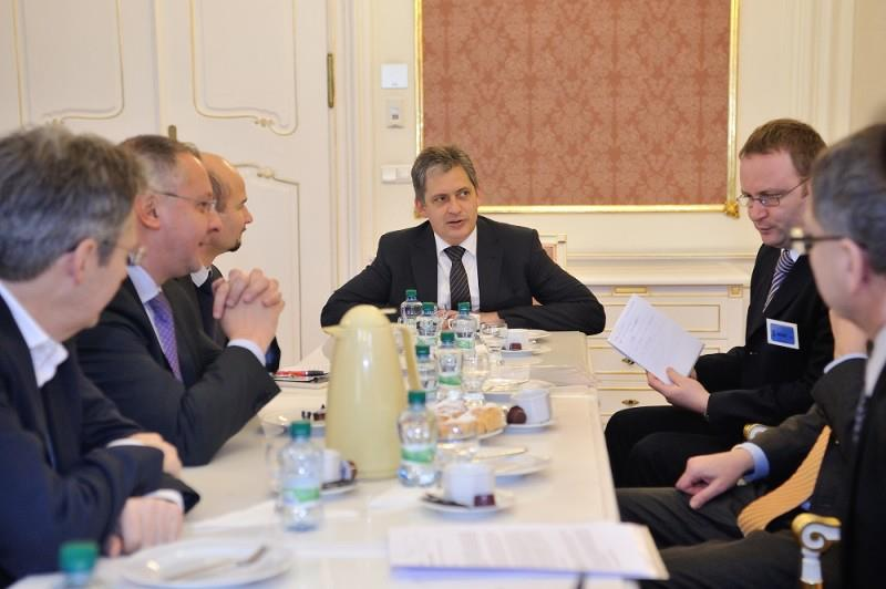 Ministr Dienstbier se k návrhu Pelikána staví odmítavě Foto: ČSSD