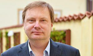 Právní expert TOP 09 Martin Plíšek Foto: TOP 09