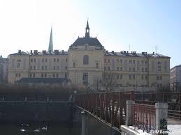 Budova krajského soudu