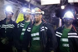 Horníci brojí proti ztrátě zaměstnání Foto: OKD