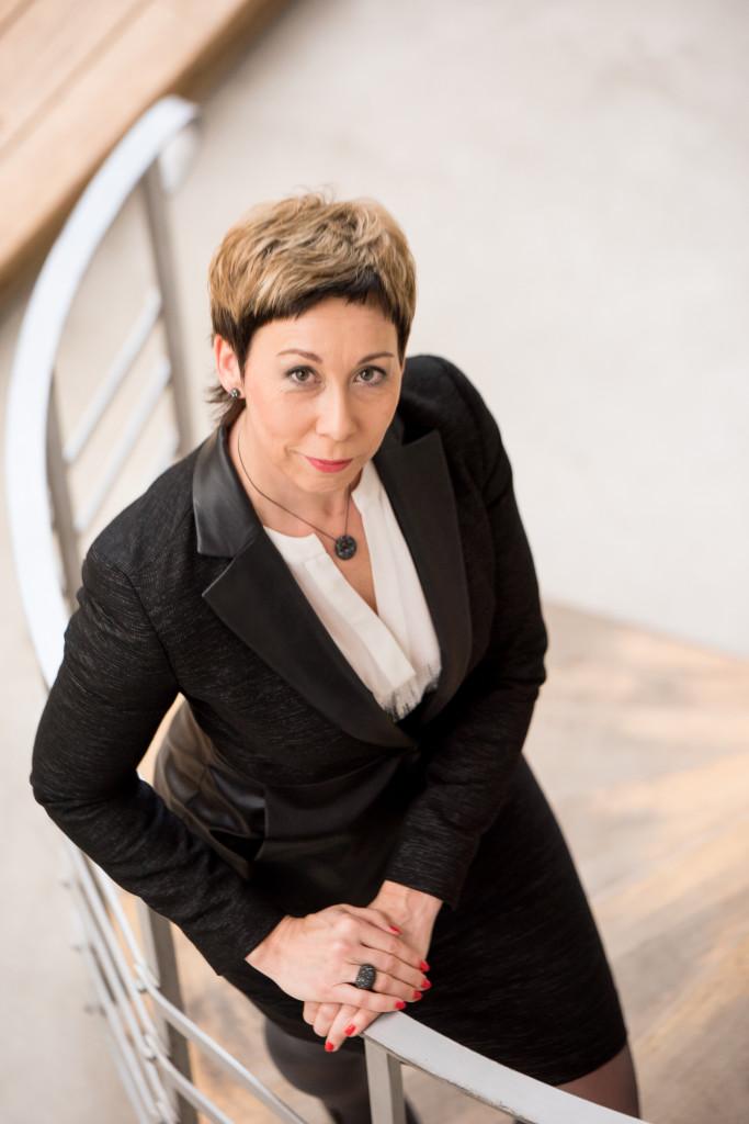Prezidentka Exekutorské komory Pavla Fučíková Foto: EK