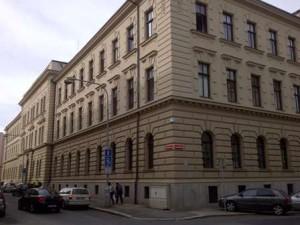 Budova plzeňského krajského soudu Foto: archiv