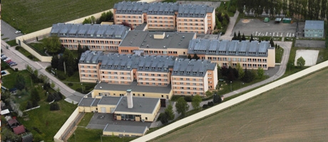 Ženská věznice ve Světlé nad Sázavou Foto: vscr.cz