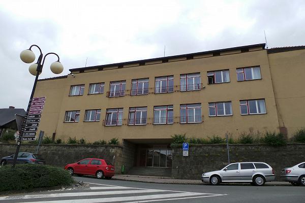 Budova Okresního soudu v Rychnově nad Kněžnou Foto: wikipedia