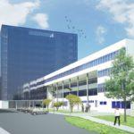 Takto by měla nová budova v Ústí vypadat podle představy pracovní skupiny z ministerstva spravedlnosti Foto: MSp