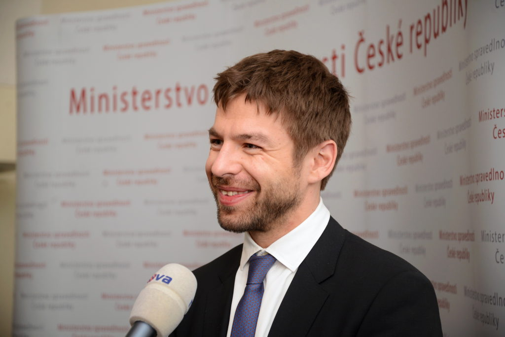 Ministr Robert Pelikán (ANO) Foto: anobudelip.cz