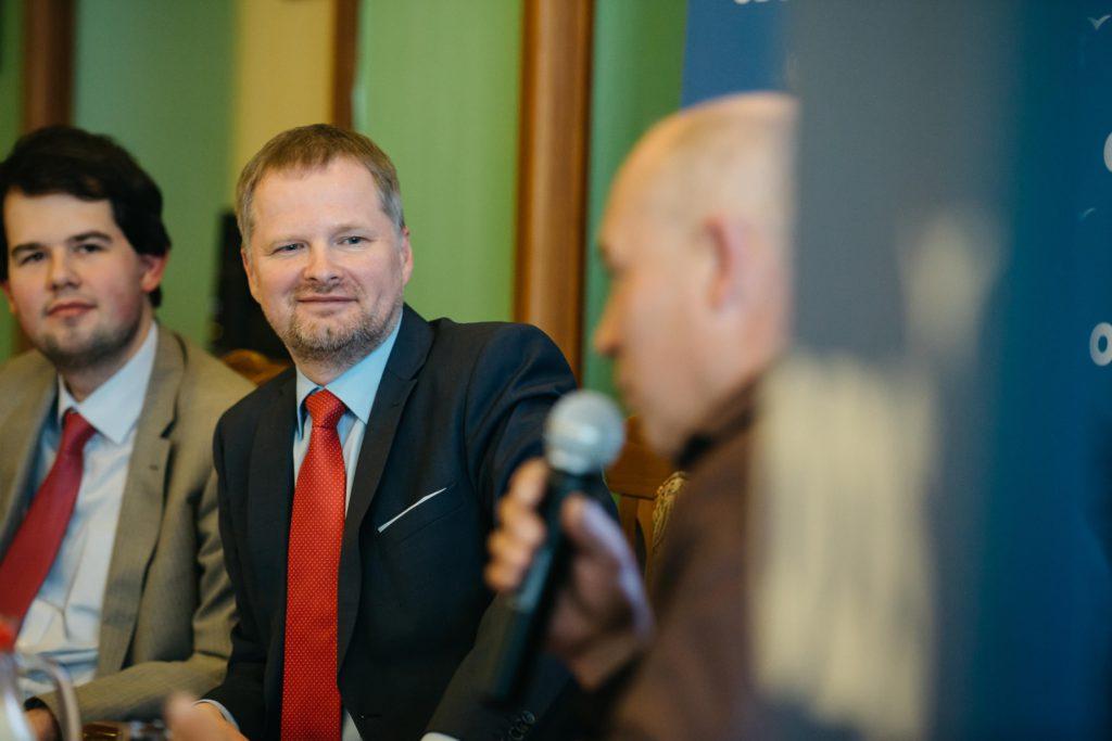 Předseda ODS navštěvuje v rámci kampaně regiony Foto: ODS