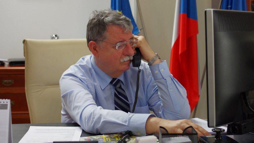 Ředitel NBÚ je absolventem Vysokého učení technického v BRně Foto: NBÚ
