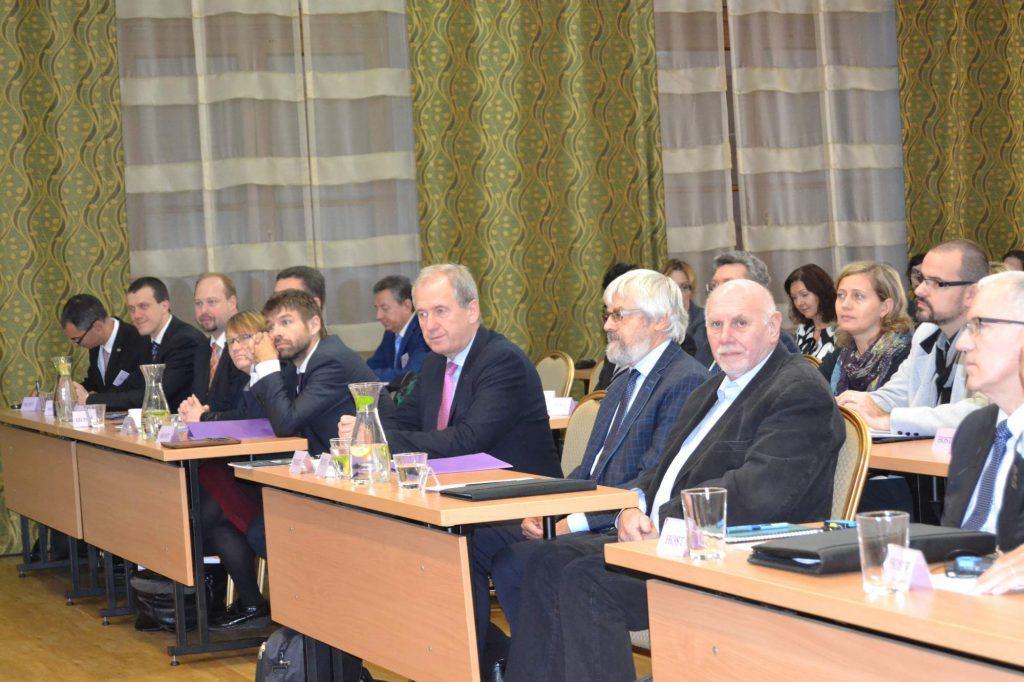 Na sněm Soudcovské unie dorazily špičky justice Foto: Eva Paseková