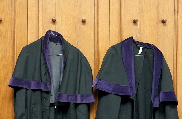 Vybraný předseda, vybraný soudce